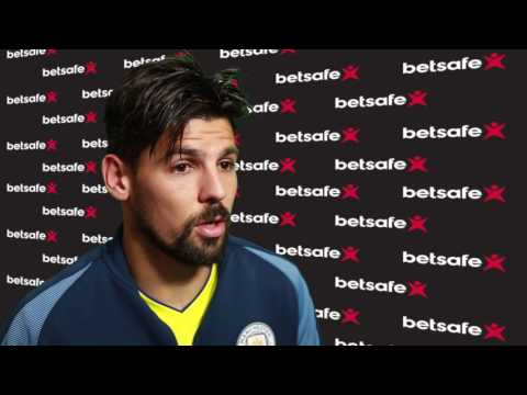 Nolito post match interview City v Everton