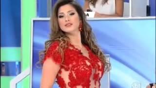 Lívia Andrade dançando funk
