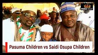 Pasuma Children vs Saheed Osupa children