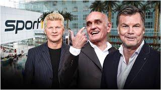 CHECK24 Doppelpass mit Martin Kind & Stefan Effenberg LIVE im TV & Stream