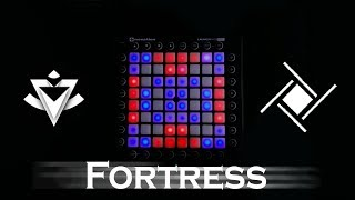 Illenium - Fortress(Just A Gent Remix) [Launchpad Cover] Collab w/ REVIVE