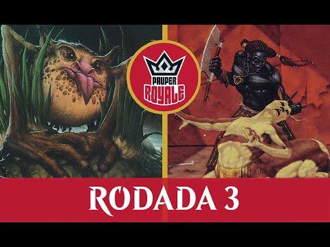 Rakdos Control VS Selesnya Auras - Pauper Royale 3.09 - Rodada 3