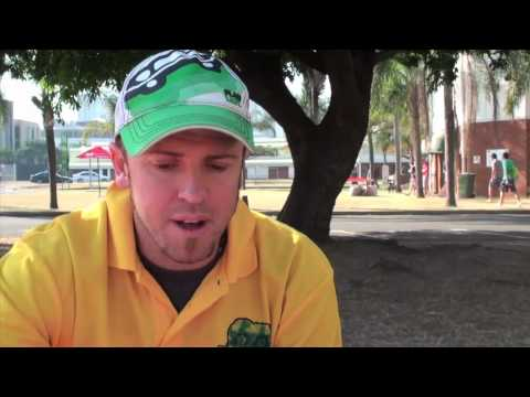 FIFA World Cup 2010 South Africa – Fanatics on Tour – Day 16