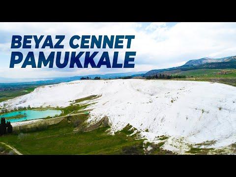 Beyaz Cennet Pamukkale'yi E-Festivalle Tanıtalım