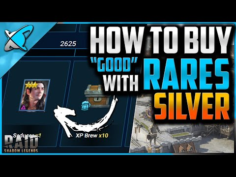 "BUY ""GOOD"" RARES WITH SILVER ?! 