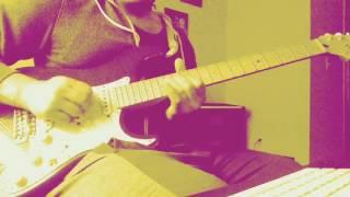 Richie Kotzen - Losin' my mind solo (cover)