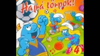 Hupikék Törpikék - Gumibugyi 11 (4. album) (Hungarian)