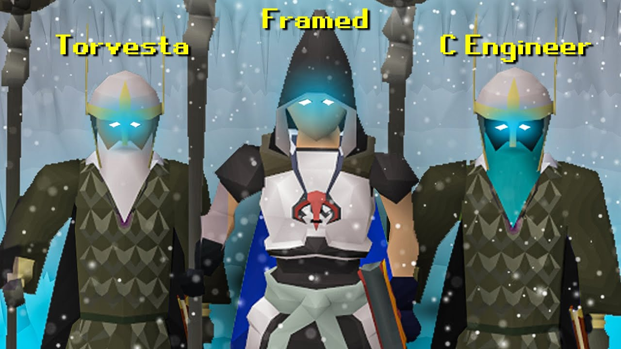 Tanzoo - Framed, Torvesta & C Engineer hunted us for 100M in PvP Worlds