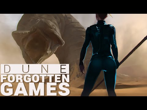 Dune: The Best Video Games You Never Played