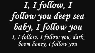 Lykke Li - I follow rivers (Lyrics)
