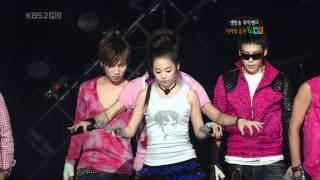 [Live] Wonder Girls & Big Bang - Tell Me& Lies [HD] width=