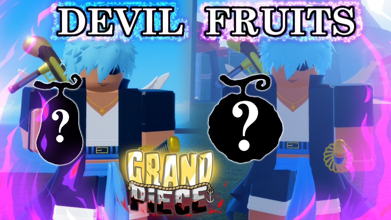 RoballTheOne - How I Got 2 Devil Fruits in Grand Piece Online!