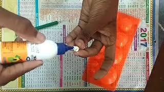 how to make paper jimikki kammal width=