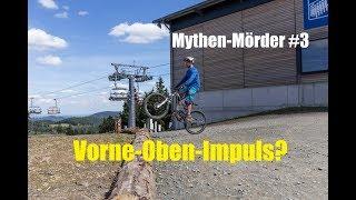 Mythen Mörder #3 - Absprung mit Vorne-Oben-Impuls?