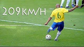15 Golaços De Roberto Carlos Que Vão Impressionar Você