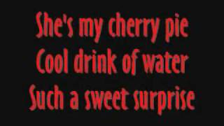 Warrant - Cherry Pie (with lyrics)