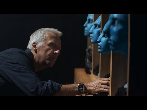 Rolex presents: James Cameron, the art of storytelling