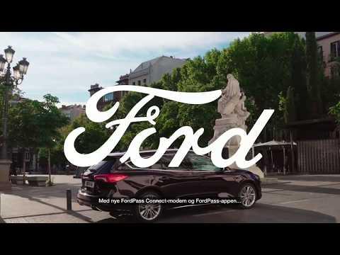 Slik bruker du FordPass-appen: Aktiver modem   Ford Norge