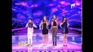"""Cee Lo Green - """"Forget you"""". Vezi aici cum cântă câștigătorii finalelor """"Next Star"""""""