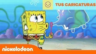 Bob Esponja | El mejor imitador | Nickelodeon en Español