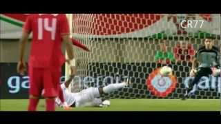 Cristiano Ronaldo - Wiley Reload - Skills&Goals | 2012/2013 HD