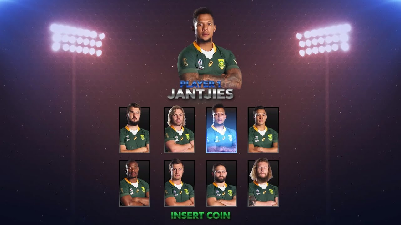 South Africa's Road to Rugby World Cup 2019 Final