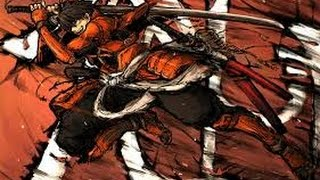 [AMV]Drifters -i'm kill cause i'm hungry