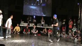 "Last Minute Addition vs Baby Punches - ""Hip-Hop is Reality"" 2009 - Ram 2-on-2 Battle"