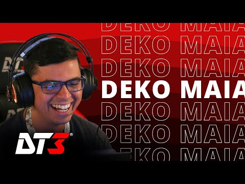 Deko Maia - Entrevista direto da Campus Party Brasília