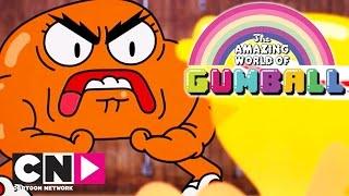 The Amazing World of Gumball | Best Of Darwin | Cartoon Network