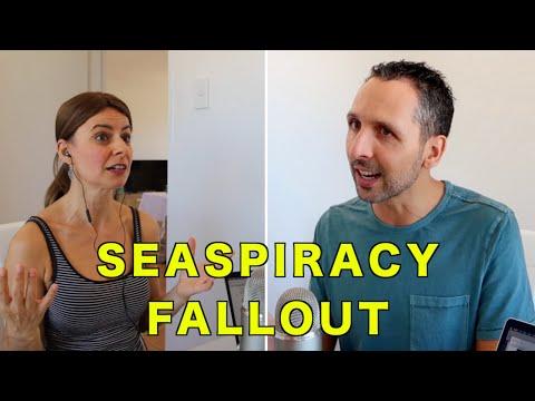 SEASPIRACY FALLOUT RESPONSE, SAVE RALPH REVIEW,  + MORE