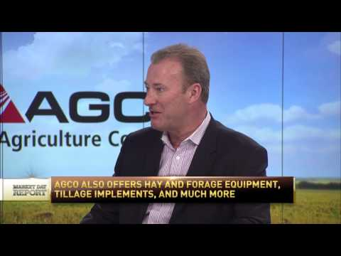NCBA Convention: Alistair Mclelland, AGCO NA VP of Marketing Interview with RFD-TV