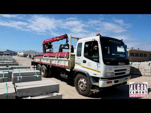Algoa Cement Industries - Prompt Deliveries