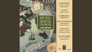 Piano Concerto: III. Grottesco