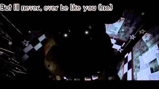 【Anti Nightcore】No More FNAF【Lyrics】