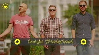 Boogie Wonderland - Earth, Wind & Fire - Трио Максимум / Trio Maximum -  31/12/2015 HUIS TEN BOSCH