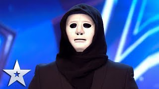 All of Masked Magician X's BGT Performances | Britain's Got Talent