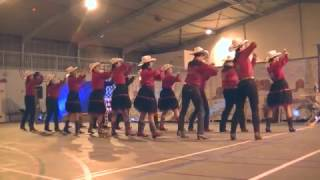Proud Mary line dance