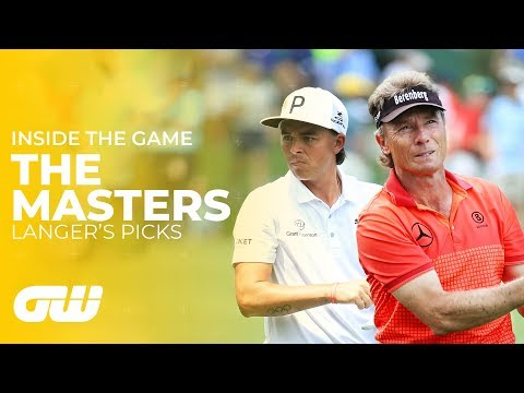 Bernhard Langer on Who He Thinks Will Be the Champion at Augusta | The Masters 2019 | Golfing World