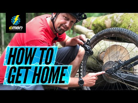 What To Do With A Broken Hanger? | Single Speed To Get You Home