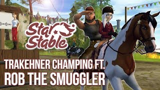 Southprince's first champ FT. Rob, the smuggler || Star Stable Online