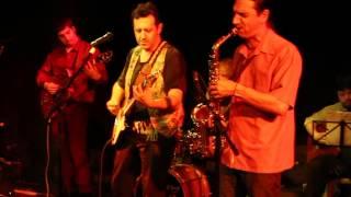 Borboleta Groove - Espíritos - Teatro de Arena