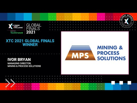 Extreme Tech Challenge Global Finals: Startup Pitches Part 1 - Mining and Process & Solutions