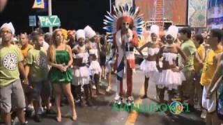 CARLINHOS BROWN / GILBERTO GIL - CANTAM BOB MARLEY / CARNAVAL 2012
