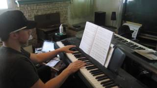 Aaliyah Try Again Piano Cover Timbaland Romeo Must Die