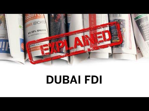 Explained: Dubai FDI projects