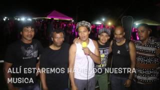 Chamada Alma Livre  turnê Costa Rica