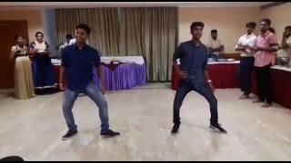 Gf Bf Song Dance Performance! width=