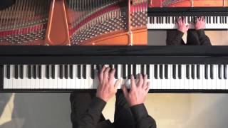 Rachmaninoff  Variation 18 - Rhapsody on a Theme of Pagannini - Piano Solo