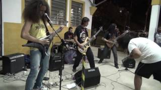 Toxic Carnage - Biological Attack (Iperó - 16/07/16)